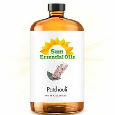Patchouli (Mega 16oz) Best Essential Oil - FREE SHIPPING