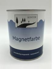 (17,50€/L) Magnetfarbe Magnet Wand Tafelfarbe Pinnwand 1L