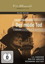 DVD * DER MÜDE TOD - F.W. MURNAU - DELUXE EDITION # NEU OVP §