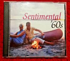 Sentimental 60s CD - dual disc - 40 Songs! Various Artists - RARE -Love Music