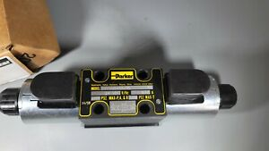 NEW PARKER D1VW004CNJWL Directional Hydraulic Solenoid Valve 24 Vdc