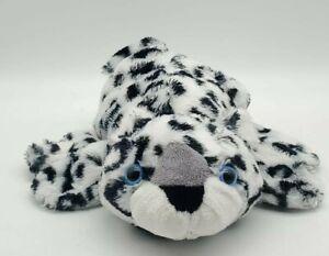 Caltoy Snow Leopard Glove Hand Puppet Plush Teachers Preschool Stuffed Toy