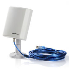 Long Distance USB WiFi Antenna Indoors and Outdoors Wireless up to 3000m