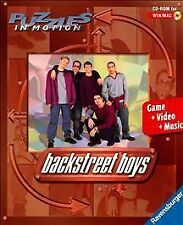 Puzzles in Motion: Backstreet Boys (Windows/Mac, 1999)