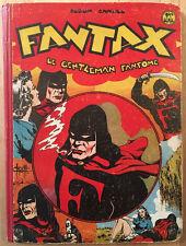 FANTAX (Chott) - Reliure Editeur - BE (rare)