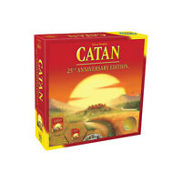 Catan 25th Anniversary Edition Board Game NEW IN STOCK