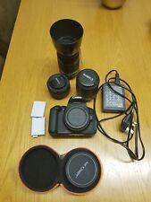 Canon 700D Bundle fotocamera DSLR con lenti 4/3 Batterie