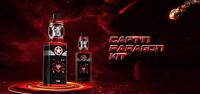 Vaptio Capt'n Paragon Kit 220W Kit 8.0ml E-Zigaretten E-Shishas Verdampfer