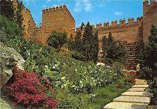 BG27562 almeria jardins y muralla de la alcazaba   spain