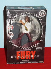 WWE Jakks Pacific Mankind Unmatched Fury Series 5 Platinum Edition NIB $28 F/Sh