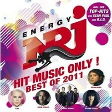 ENERGY HITS(HIT MUSIC ONLY)BEST OF 2011 2 CD POP NEW+