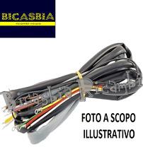 1643 - IMPIANTO CABLAGGIO FILI ELETTRICO VESPA 125 VM2T VN1T VN2T