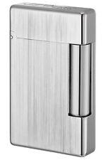 S.T. Dupont White Bronze Brushed Initial Ligne Lighter 20804 ST020804 New In Box