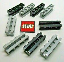 Lego 1x4 Stein mit Nut (4 Pack) - Farbe wählbar-Design ID 2653