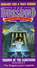 Triumph of the Darksword, Margaret Weis & Tracy Hickman, Used; Good Book