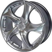 HOLDEN CAPTIVA WHEELS 18X8 KESKIN TUNING KT9