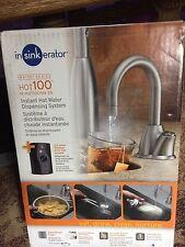 Insinkerator H-HOT100SN-SS Invite Series Instant Hot Water Dispenser Sat. Nickel