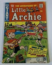 Adventures Of Little Archie #49, Giant Issue, 1968, Comic, Silver Age, 25 cent