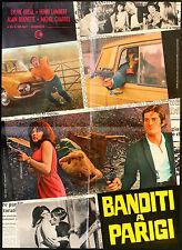 Cine-Rogers BANDIDOS PARIGI breal,charrel,MALEY