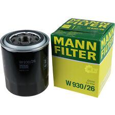 Original MANN-FILTER Ölfilter Oelfilter W 930/26 Oil Filter