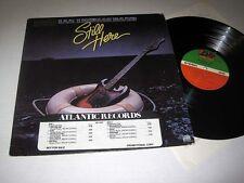 IAN THOMAS BAND Still Here ATLANTIC Stereo VG++/NM- Promo