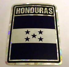 """3x4"" Honduras Sticker / Honduras Flag / Decal"