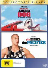 The Shaggy Dog  / Pacifier (DVD, 2008, 2-Disc Set)