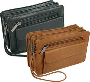 Men's Bag Wrist Bag Business Bag Handbag for Men Clutch Small