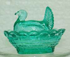 Boyd Glass Turkey Salt Holiday Magic 2007