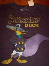 VINTAGE STYLE WALT DISNEY DARKWING DUCK T-Shirt XL NEW w/ TAG