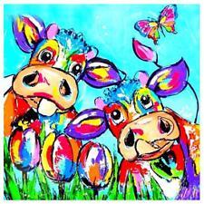DIY 5D Diamond Embroidery Painting Animal Cross Stitch Art Craft Decoration Kids