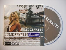 JULIE ZENATTI : JE VOUDRAIS QUE TU ME CONSOLES - VERSION INEDITE [CD SINGLE RTL]