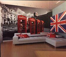 Affiche poster géant Londres Décor Poster 3.15m x 2.32m tapisserie ville