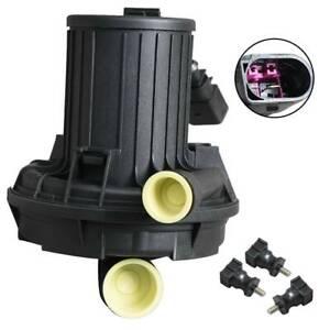 BAPMIC 06A959253E Sekundärluftpumpe Luftpumpe für Audi VW Golf A3 Seat Skoda
