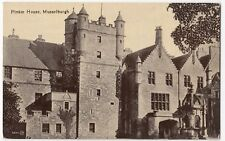 Scotland, Musselburgh, Pinkie House PPC, by Valentines, Unposted