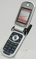 Motorola V325 Black Verizon Wireless Flip Cell Phone Camera Calendar internet