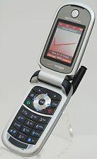Motorola V325 Black Verizon Wireless Flip Cell Phone Camera Calendar V325i