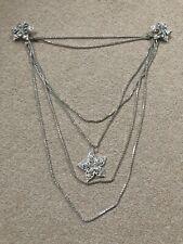 Embellished Necklace - crafts, wedding, dress
