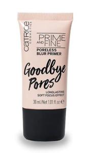 CATRICE Prime & Fine Pore Refining Anti-Shine Base - Goodbye Pores Blur Primer