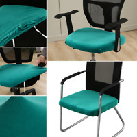 New Home Office Removable Computer Chairs Desk Cover Elastic Stretch Seat Covers
