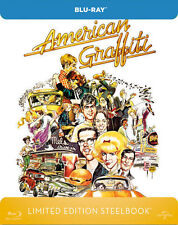 AMERICAN GRAFFITI STEELBOOK****BLU-RAY****REGION B****NEW & SEALED