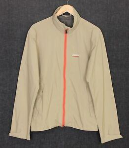 PEAK PERFORMANCE GOLF GORE-TEX Waterproof Lightweight Jacket Men Size L LARGE