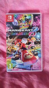 MARIO KART 8 DELUXE - Nintendo Switch Game - UK/PAL - BRAND NEW!