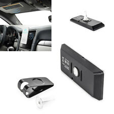 Bluetooth 4.0 Hands-Free Car Kit Wireless Speaker Phone Magnetic Sun Visor Clip
