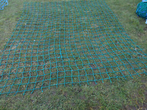 8x 6ft BIG STRONG cargo rope scramble net 4treehouse playset climb frame safety