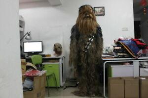 Star Wars Chewbacca Cosplay Costume Halloween Fancy Dress Adult Xmas One Size