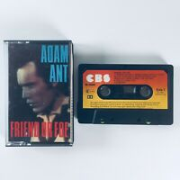 Adam Ant - Friend Or Foe (1982) Album Cassette Tape CBS 40-25040 - Play Tested