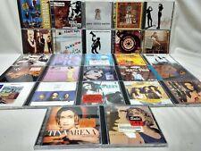 New Listing#34 Lot of 28 90's 80's Cds Pop/Rock Hanson Mellencamp Etheridge Mann TilTuesday