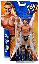 ALBERTO DEL RIO SIGNATURE SERIES WWE MATTEL ACTION FIGURE TOY - MINT - CANADIAN