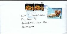 PNG COVER  - UPRATED PROVISIONAL 20T PAIR ON COVER TO AUSTRALIA